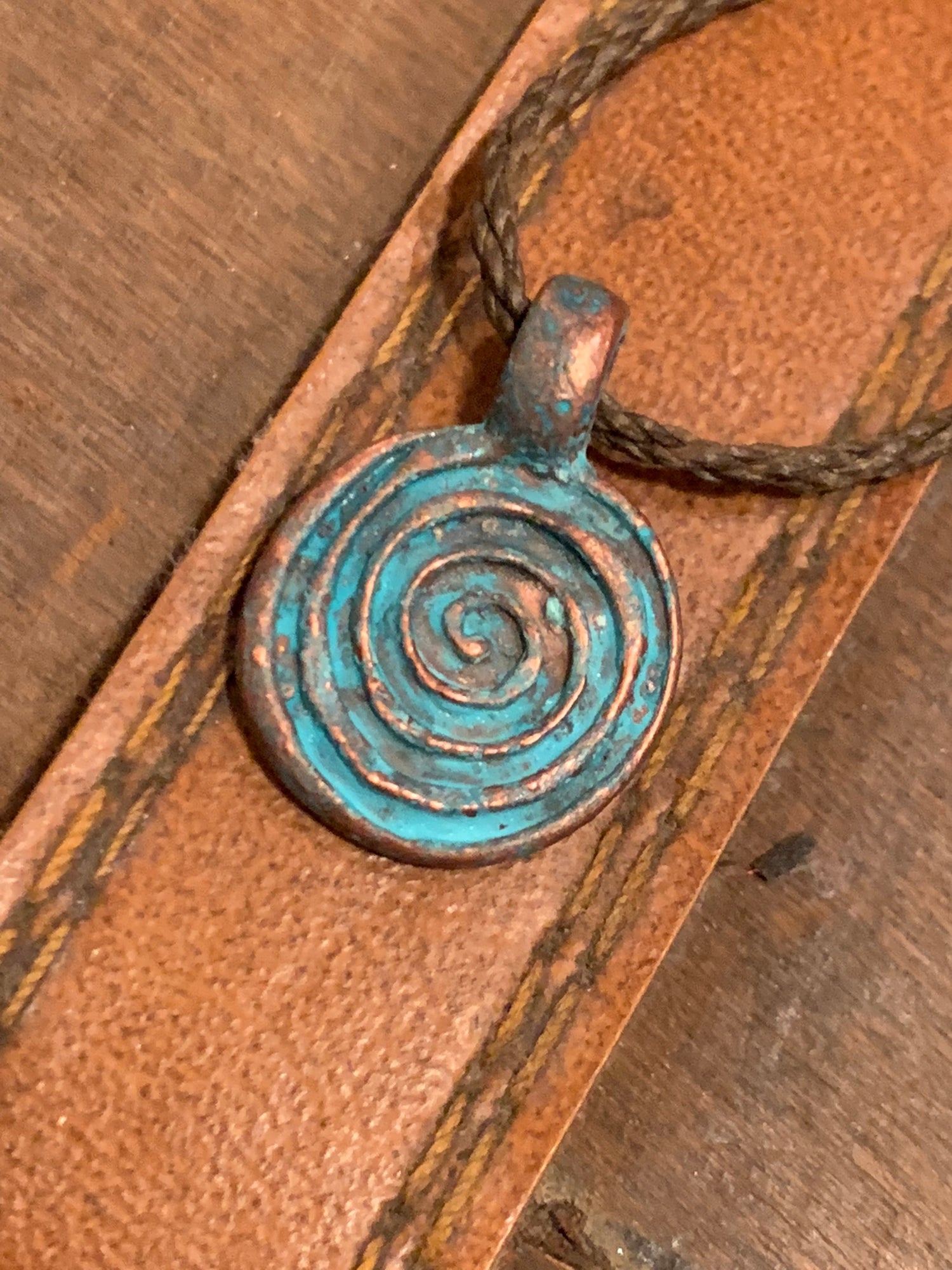 Image of Spiral Power