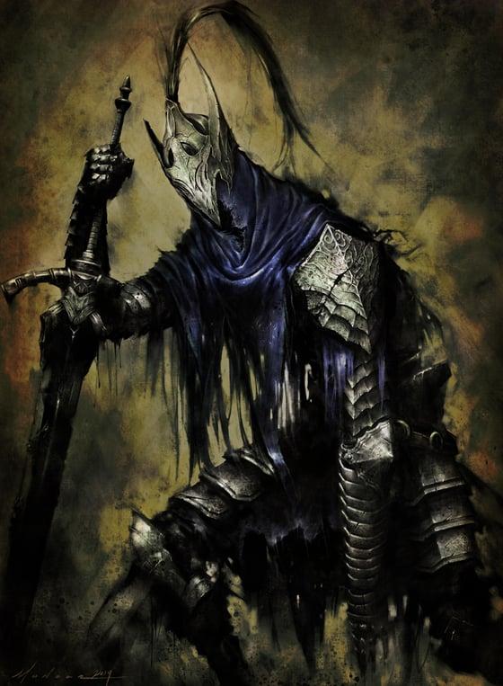 Image of Dark Souls-Artorias (Color)