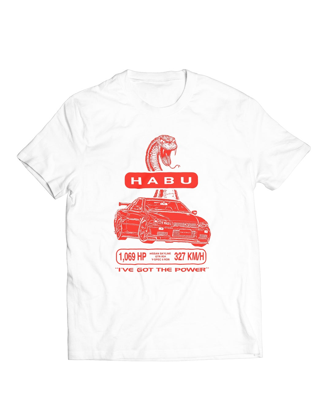 Image of Habu Red