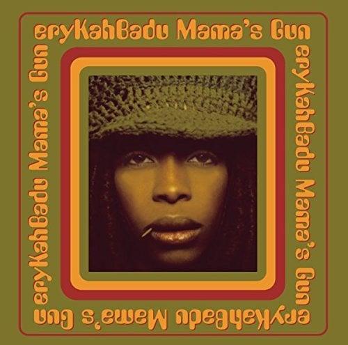 Image of Erykah Badu | Mama's Gun