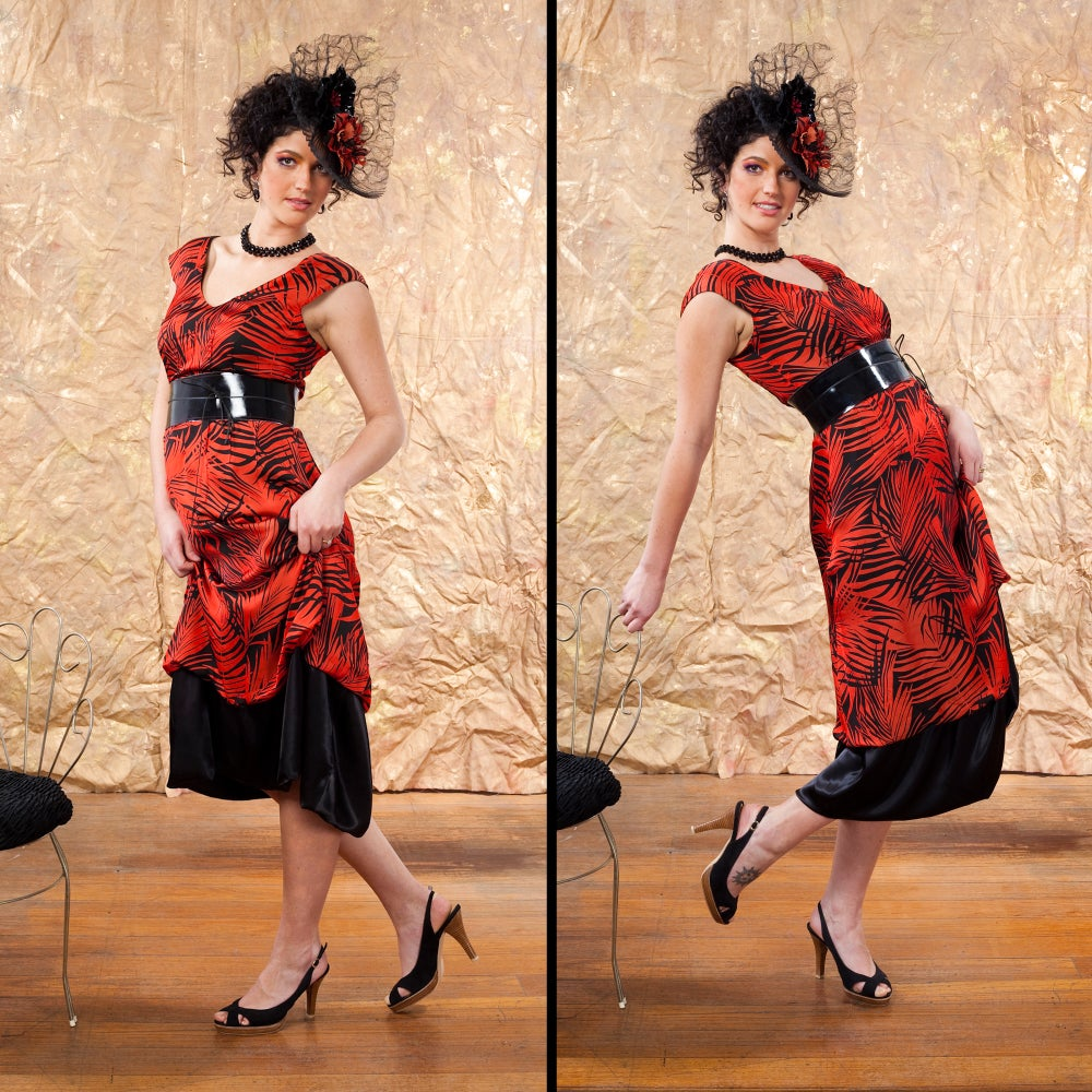 Image of ELYSIAN FIELDS DRESS