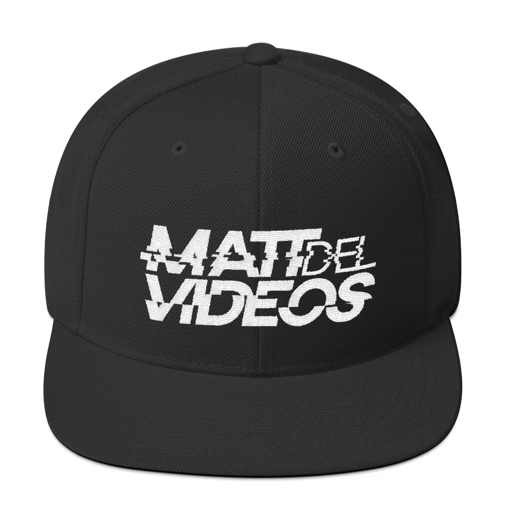 Image of MDV - Snapback (Only Black)