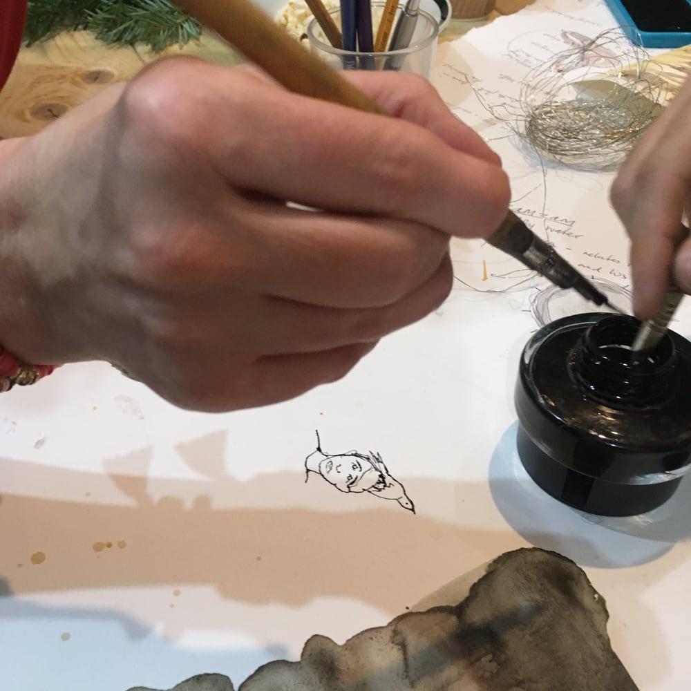Image of W/inc Artisan Ink