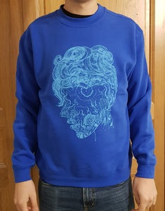"Image of SWEAT-SHIRT ""Head"""