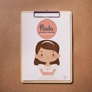 Image of Kit de Comunión Personalizado Niña