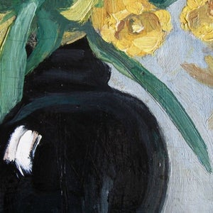Image of 1930, 'Daffodils,' Georgette Louise Bailly