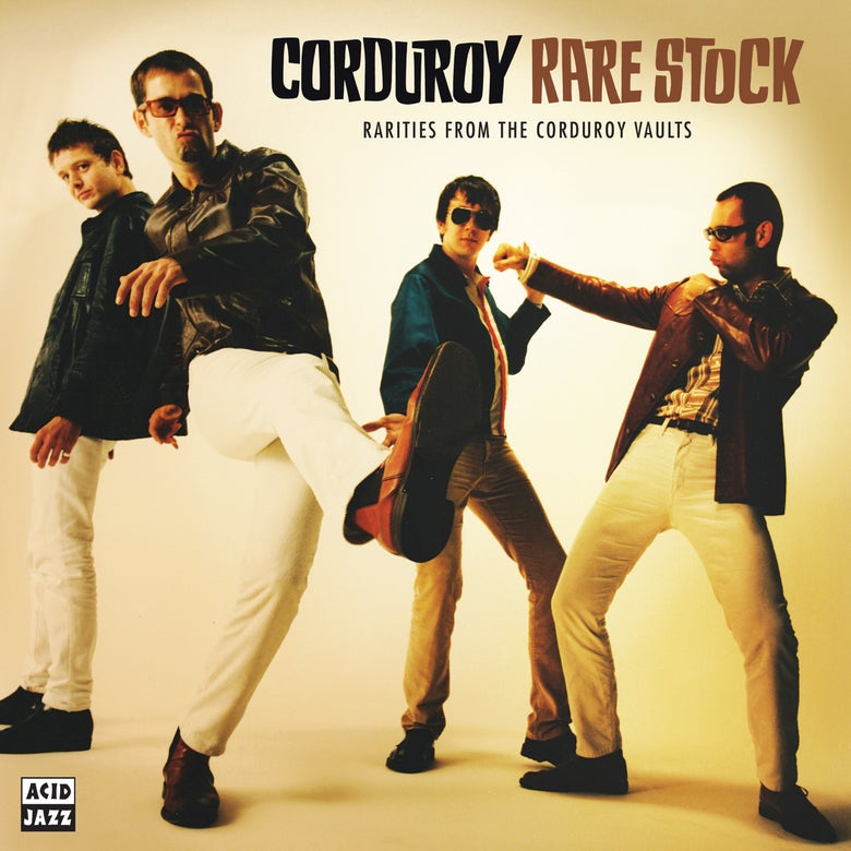 Image of Corduroy - Rare Stock CD