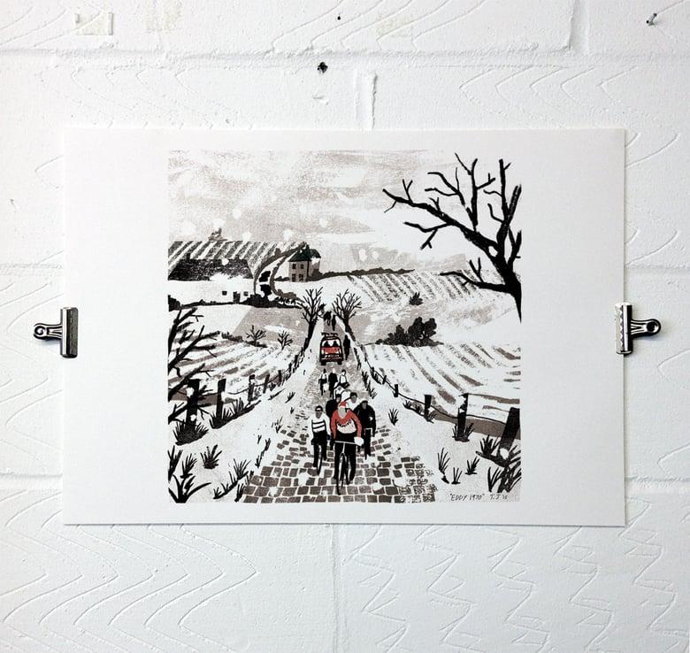 Image of 'Eddy' Print