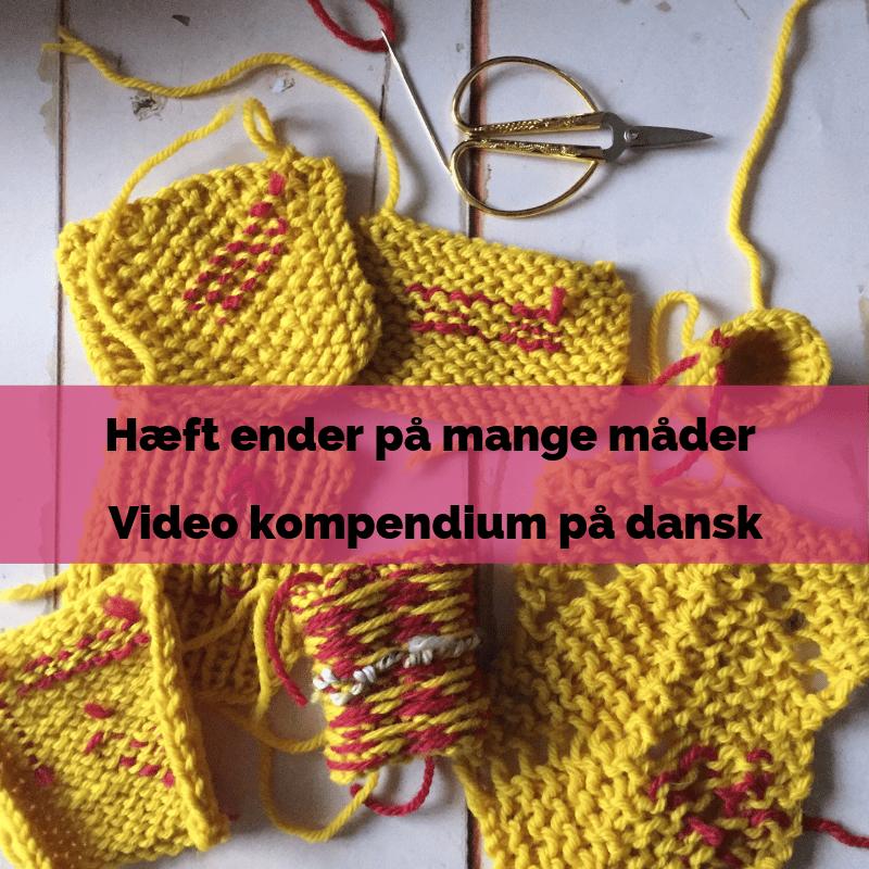 Image of Hæfte ender kompendium