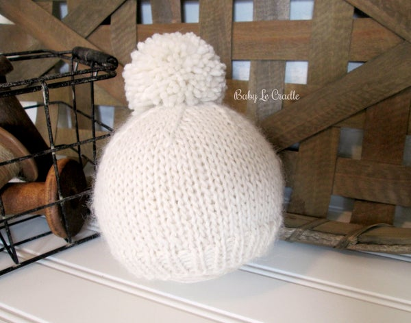Image of RTS - Eco Pom Beanie - NB