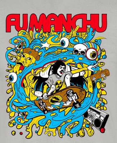 """Image of Fu """"80's skate"""""""