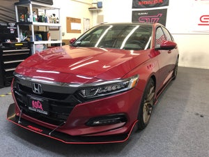 Image of 2018-2019 Honda Accord Front Splitter