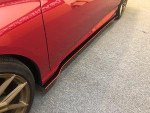 Image of 2018 - 2019 Honda Accord Side skirts
