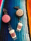 Conchita Badge with holder