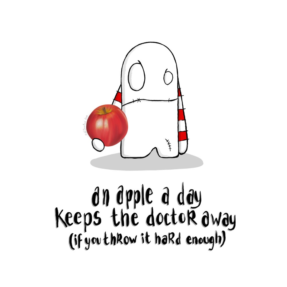 Image of An Apple a Day.