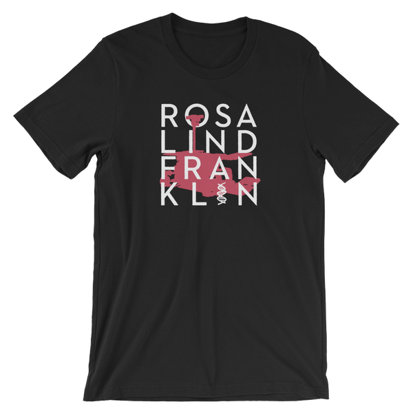 Image of ROSALIND FRANKLIN - Mens/Unisex
