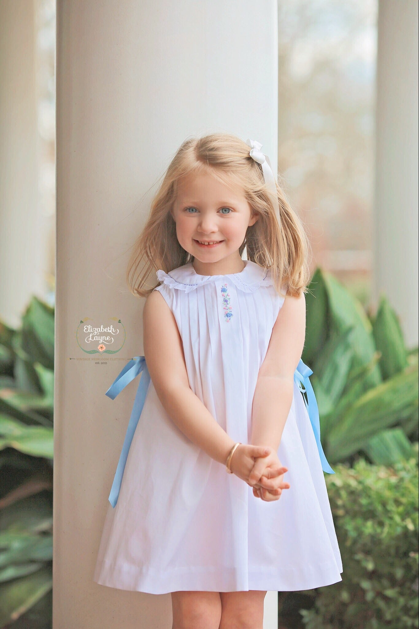 Image of Tipton Garden Dress & Bubble