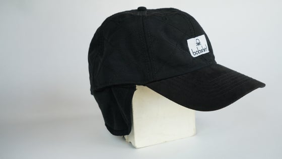 Image of Quilted Hat w/ ear flaps