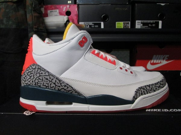 """Air Jordan III (3) Retro """"SoleFly: the Lotto"""" - SIZE11ONLY - BY 23PENNY"""