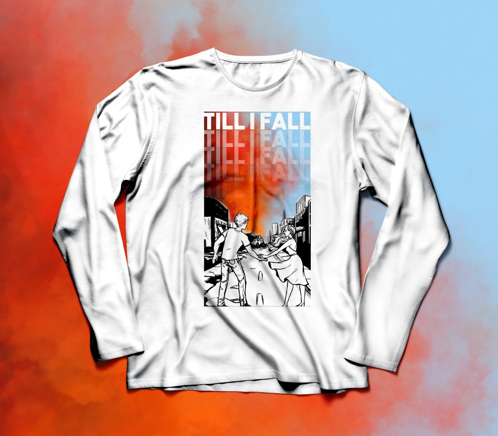 Image of All I Have - White Long Sleeve