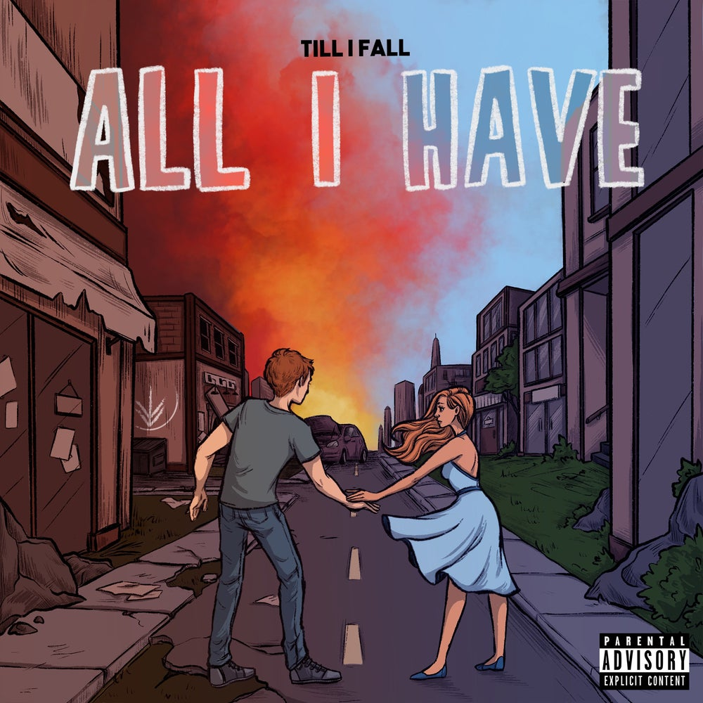 Image of 'All I Have' - CD