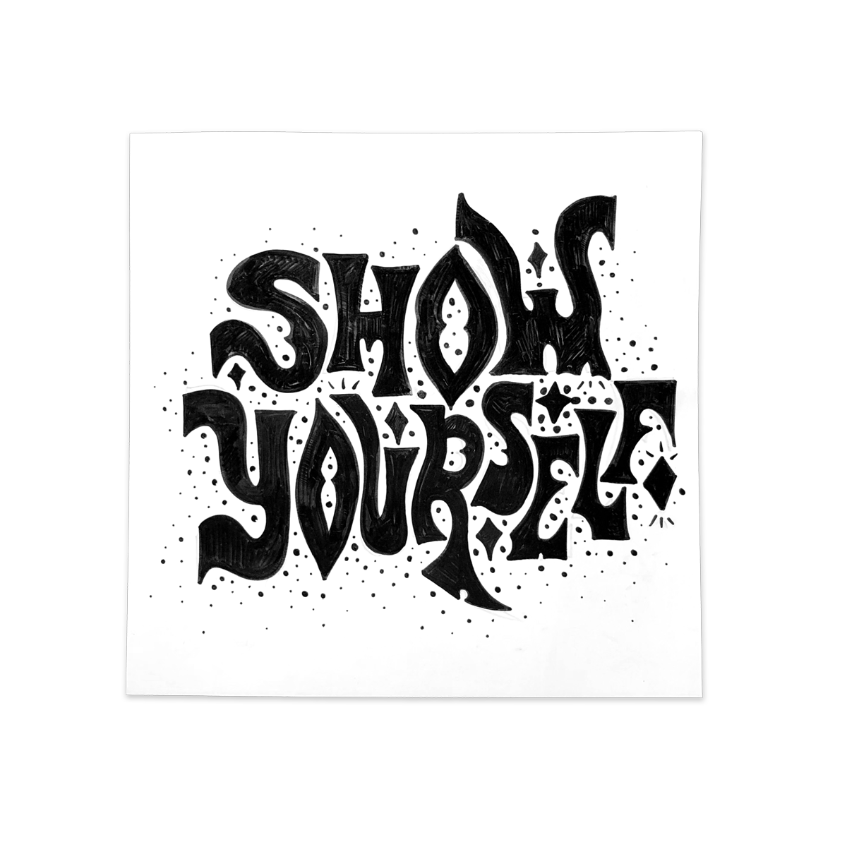 Image of Show Yourself— Original
