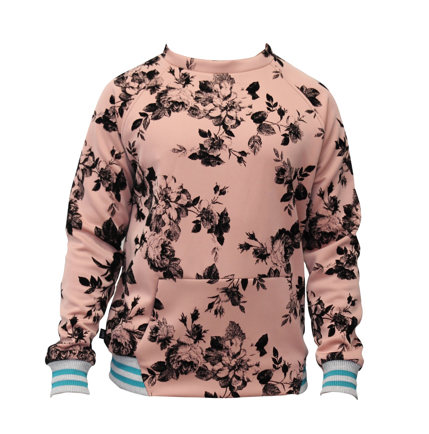 Image of Flocked Scuba Sweatshirt