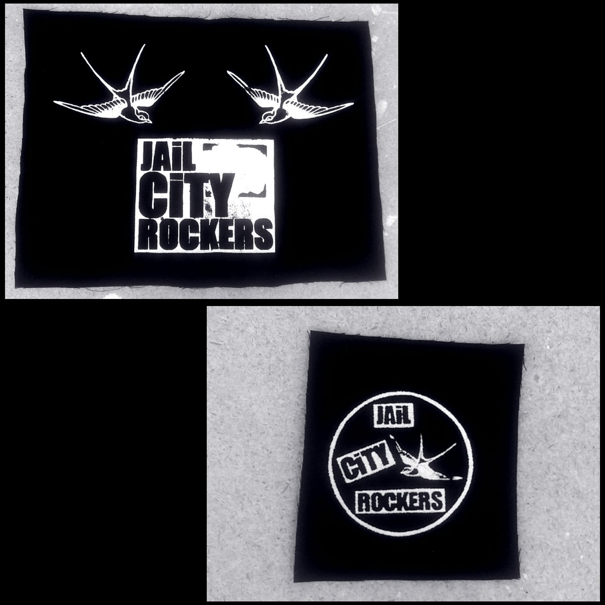 Image of Jail City Patches
