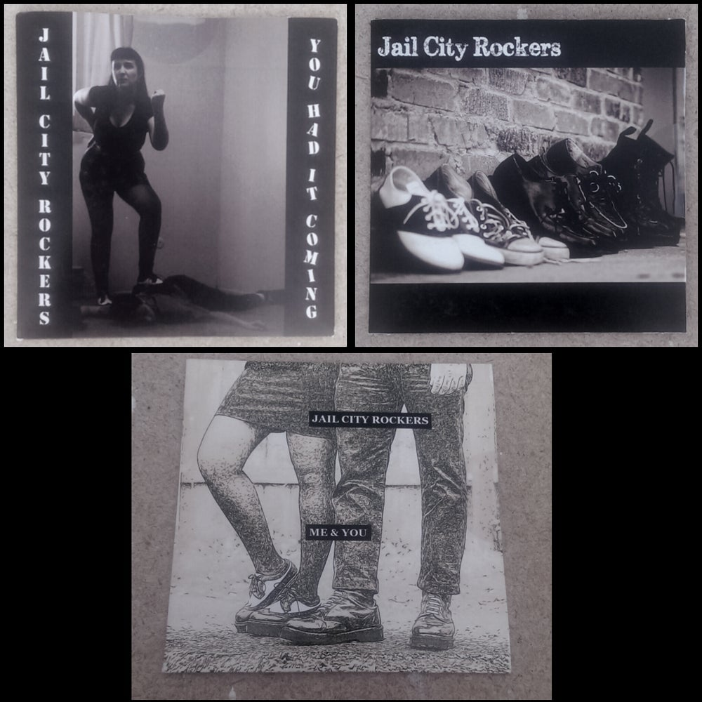 Image of Jail City CDs