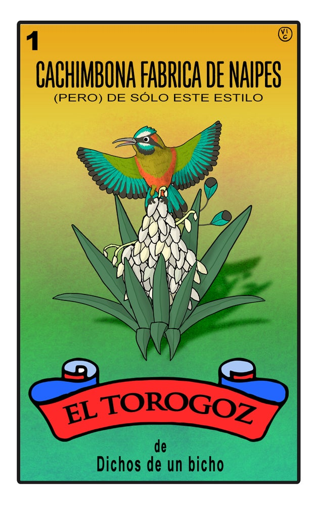 Image of Lotería Salvadoreña Posters 1-5