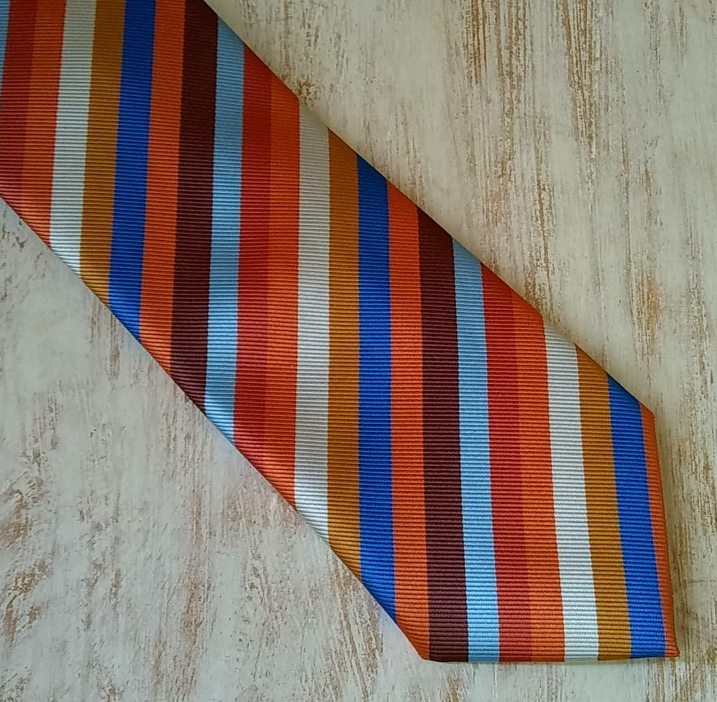Image of CAIRO STRIPED NECKWEAR