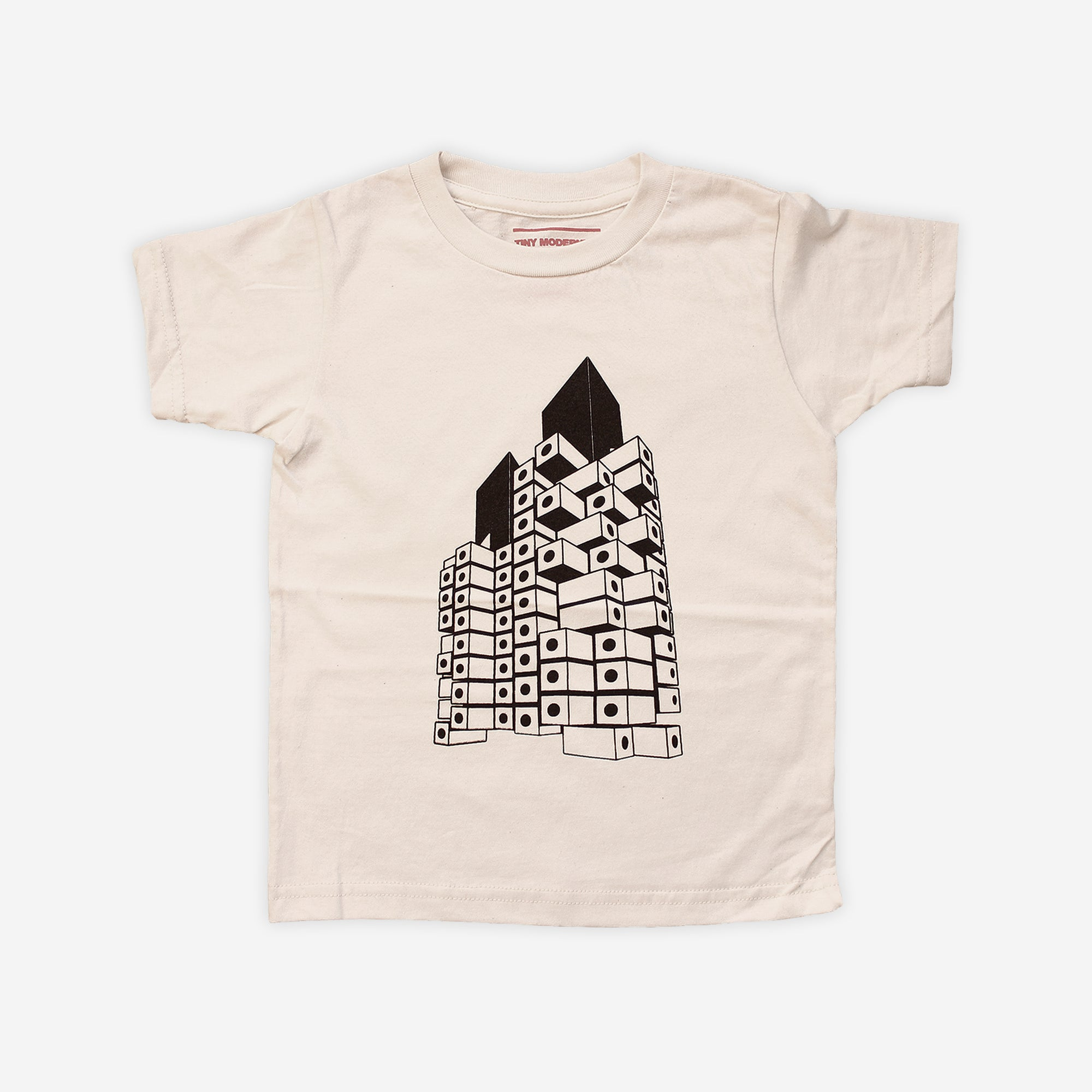 Image of Mini Capsule Tower - Tee