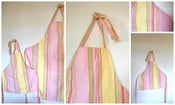Image of Mommy + Me European Aprons - Stripe