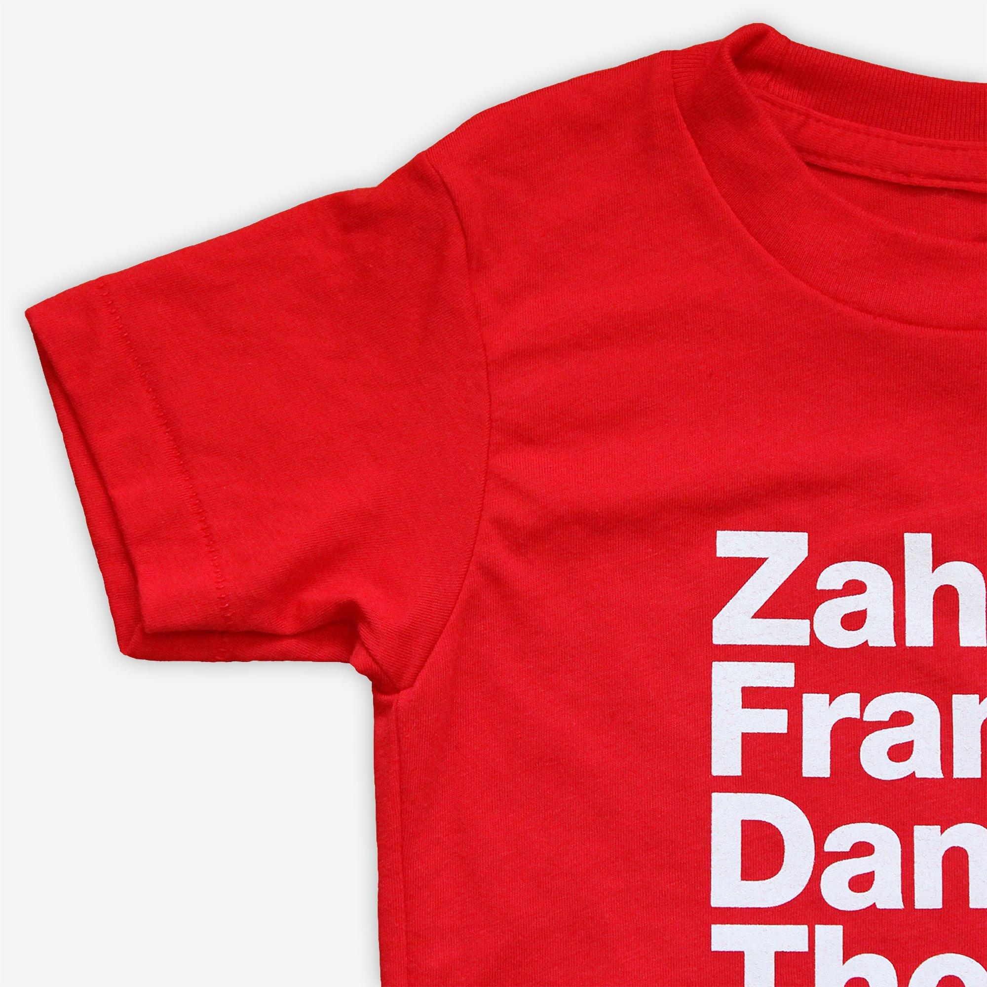 Image of Zaha & Frank & Daniel & Thom. - tee