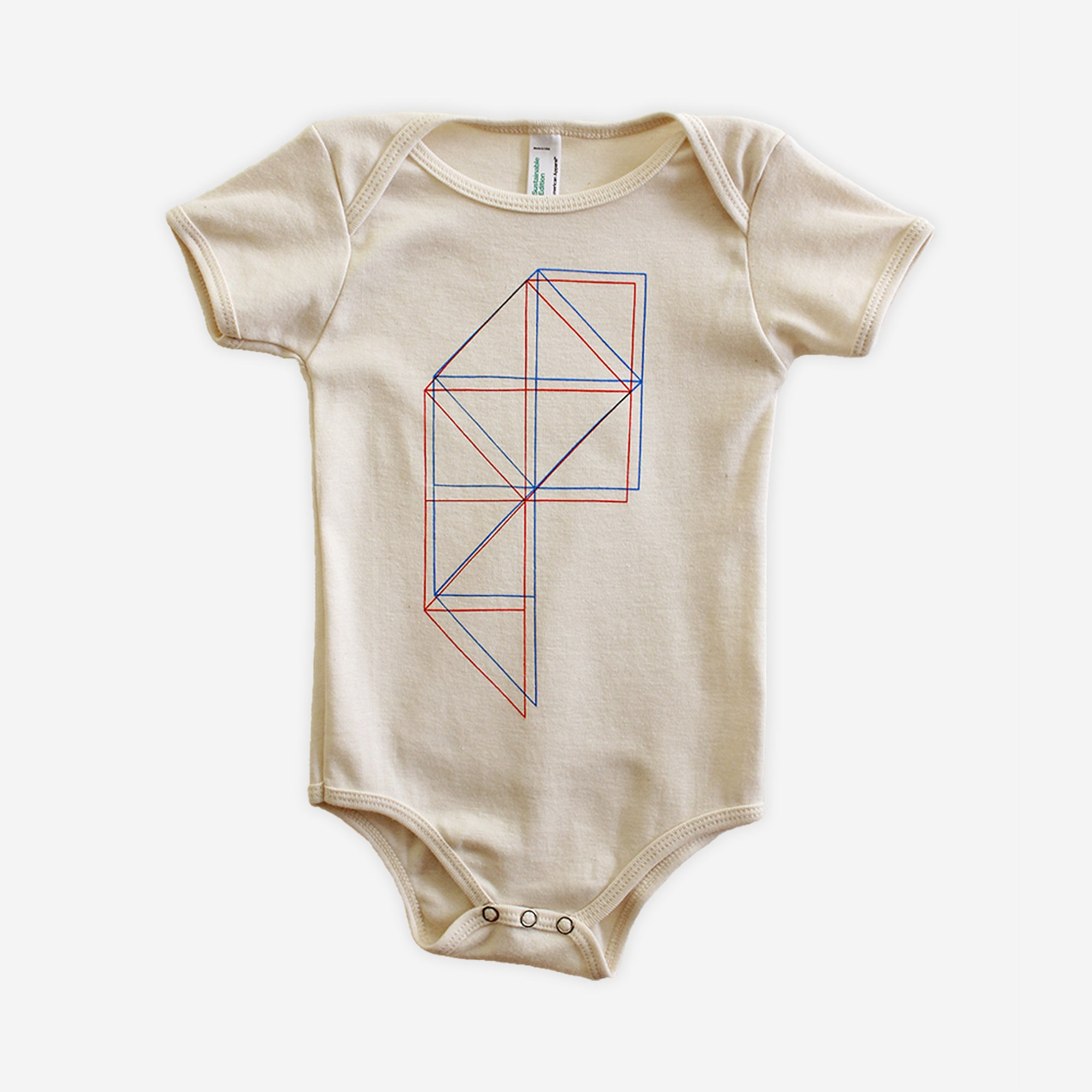 Image of Geometrie 001 - one-piece