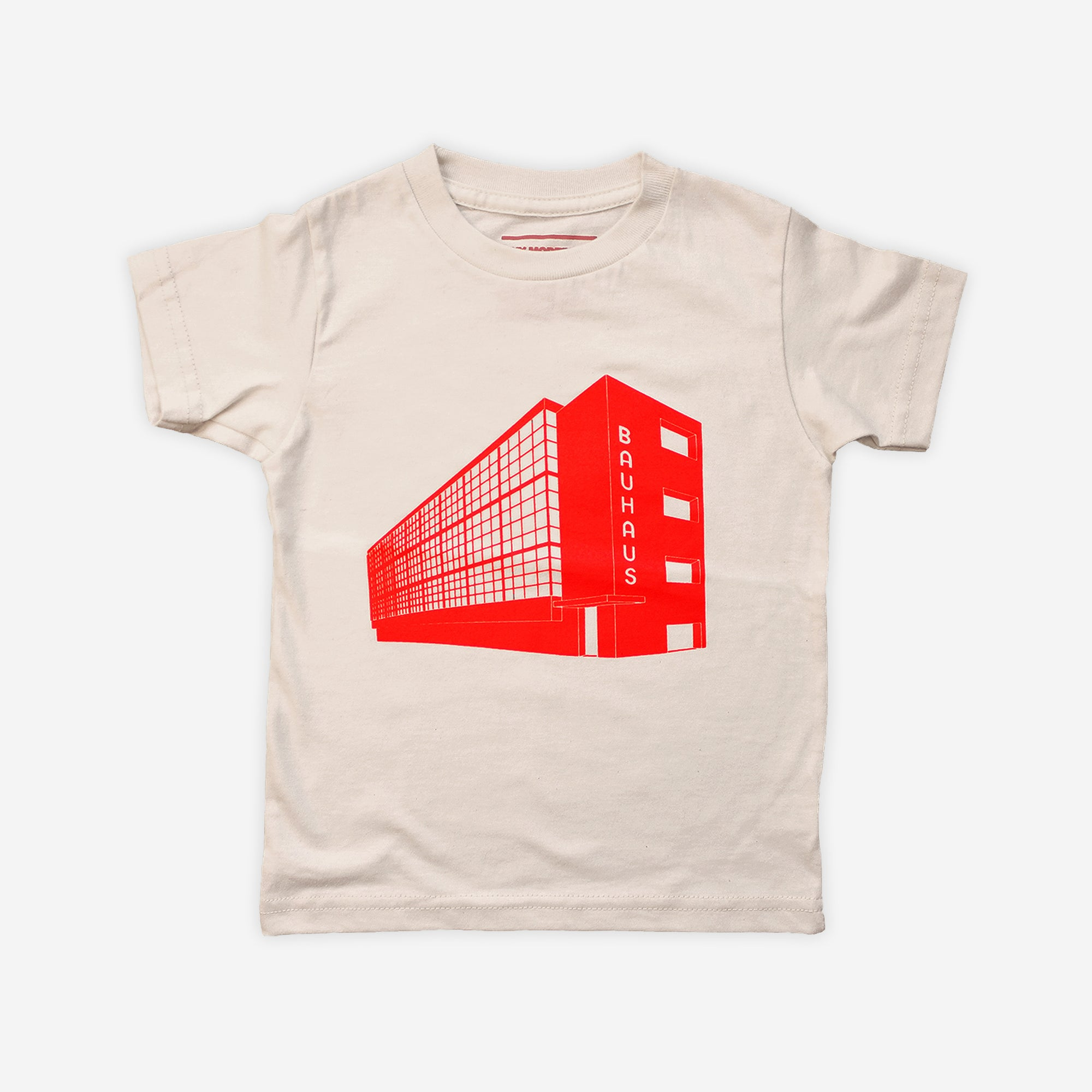 Image of Mini Bauhaus - tee