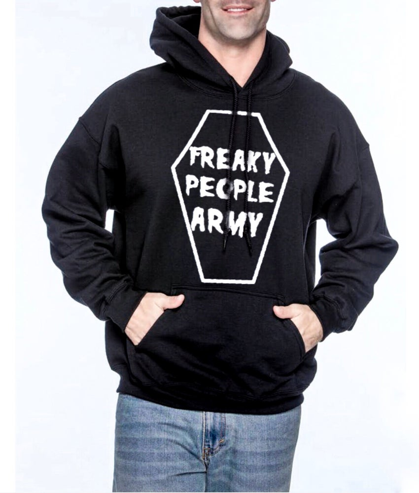 Image of Freaky People Army Unisex Pullover