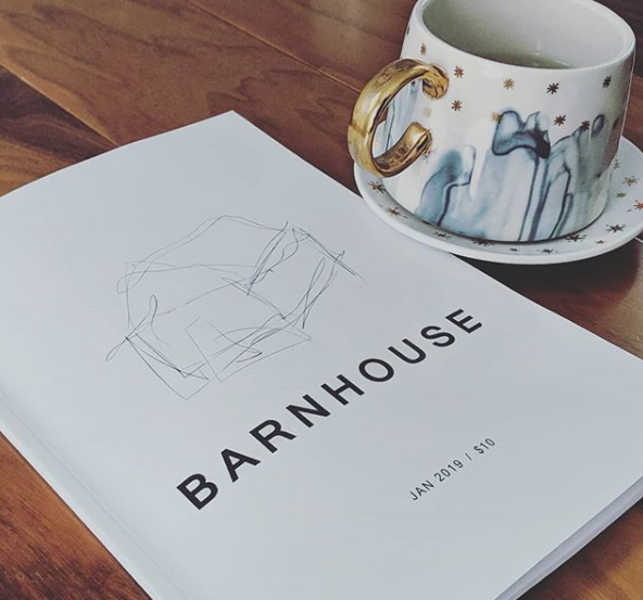 Image of BARNHOUSE issue one