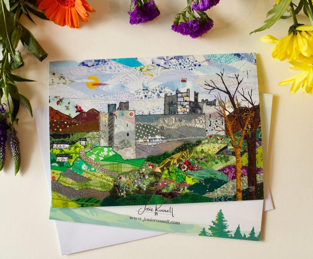 Image of Harlech Castle/ Castell Harlech