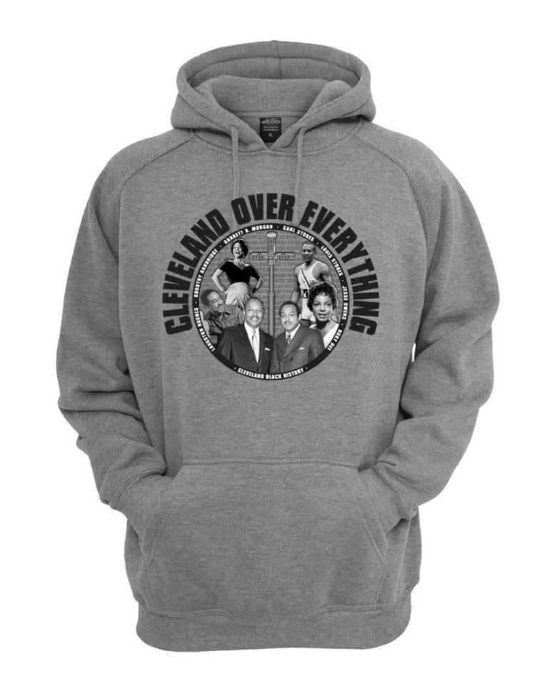 Image of Cleveland Black History Hoody