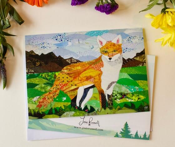 Image of The wise fox Y llwynog deoth