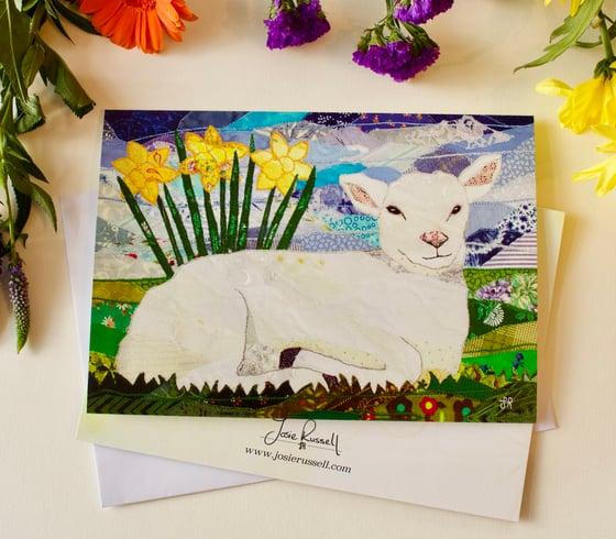 Image of Spring Lamb/Oen Y Gwanwyn