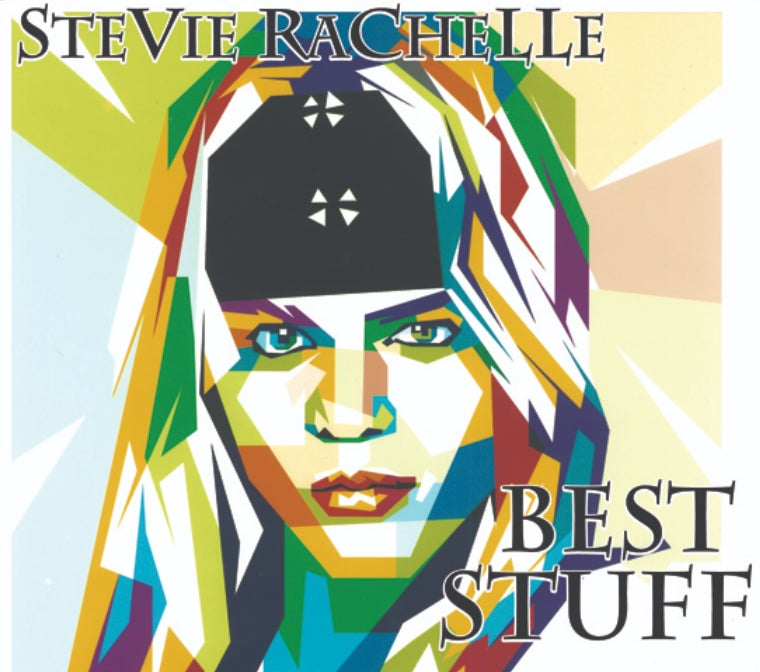 "Image of Stevie Rachelle ""Best Stuff"" solo CD, 20 tracks feat: ""Shag-A-Doo Lollipop"" w/ Chip Z'Nuff"