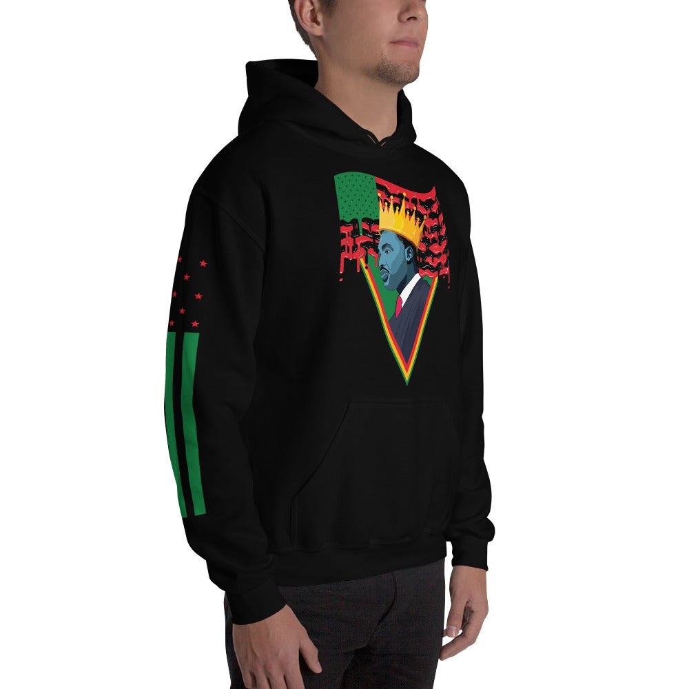 Image of MLK - BLACK HISTORY MONTH - SPECIAL EDITION HOODIE