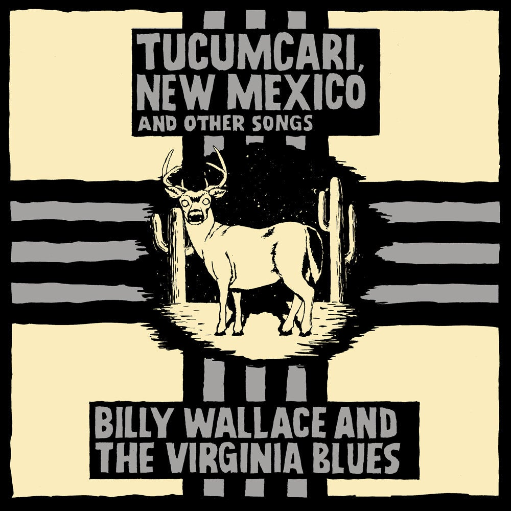 "Image of TUCUMCARI, NM & OTHER SONGS 12"" Vinyl LP"