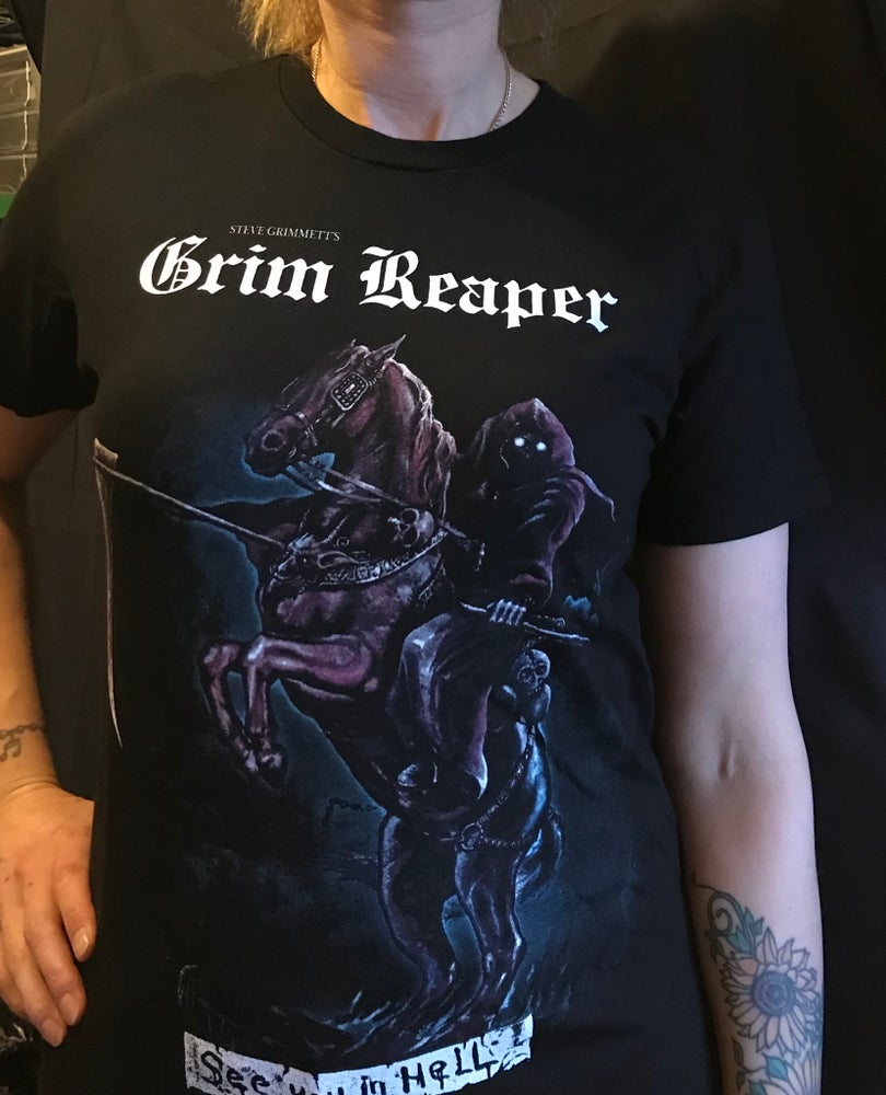 Image of World tour 2018/2019 T-shirt
