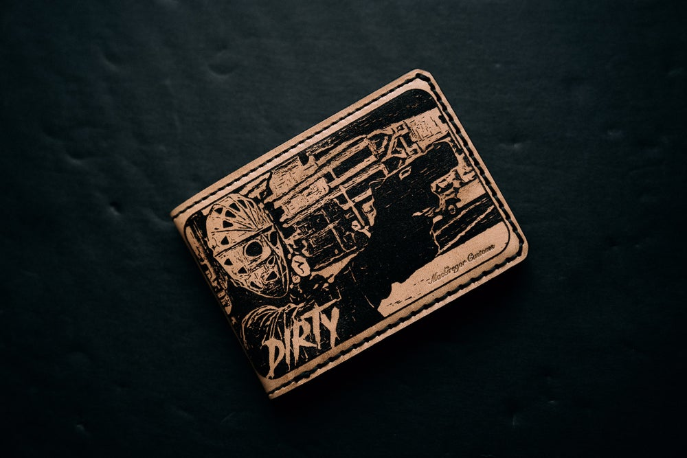 """Image of Real Dirty Billfold - """"The HEAT"""" edition"""