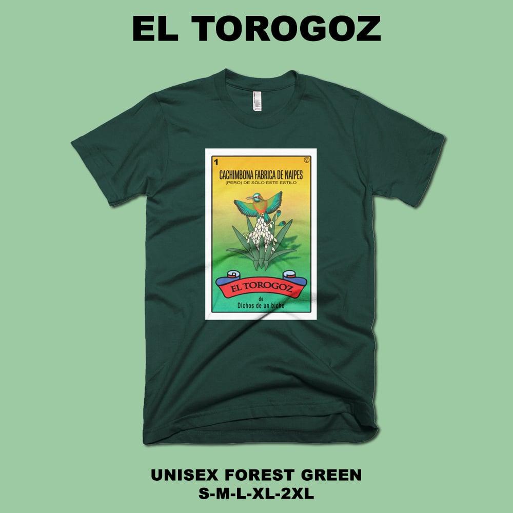 Image of Lotería Salvadoreña - 01 El Torogoz