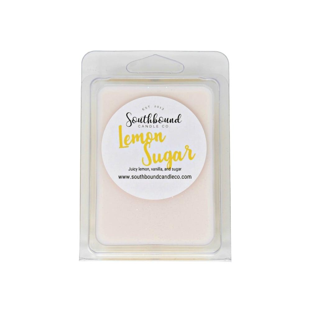 Image of Lemon Sugar Wax Melts
