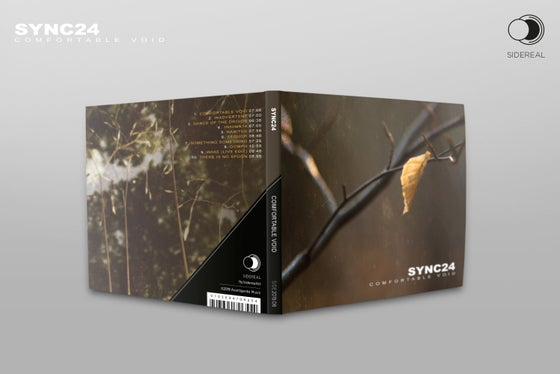 Image of Sync24 'Comfortable Void' digipack CD